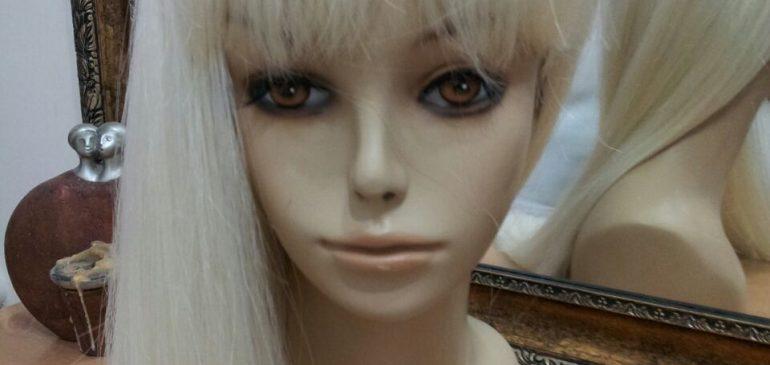 Luna Long wig