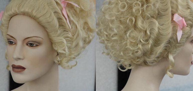 Мария-Антуанетта парик