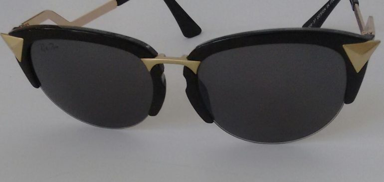 golden triangle sunglasses