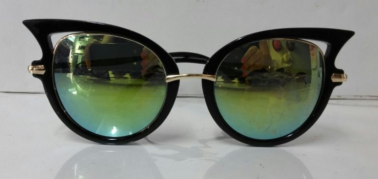 Green Fly sunglasses