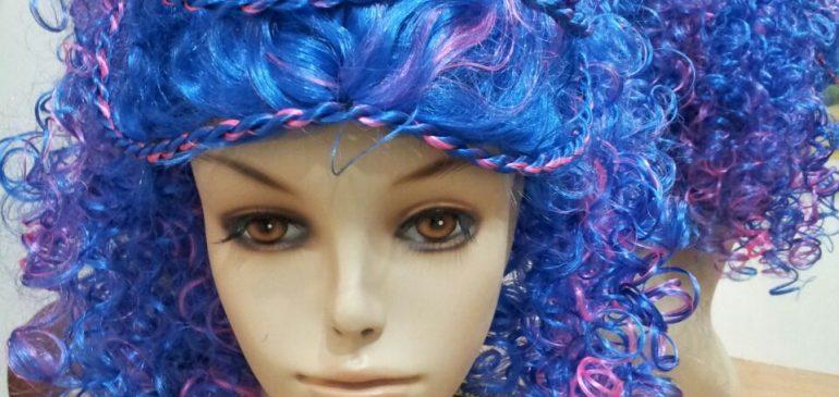 Фея, ночь королева парик