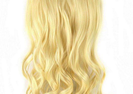 расширение Светлые волосы