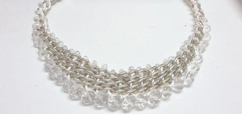 chain of stones