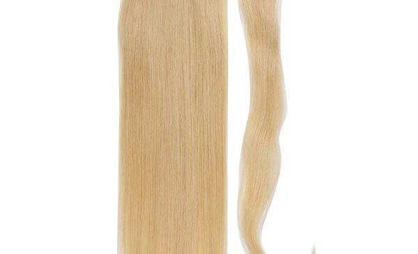 Natural Blonde Ponytail Extension
