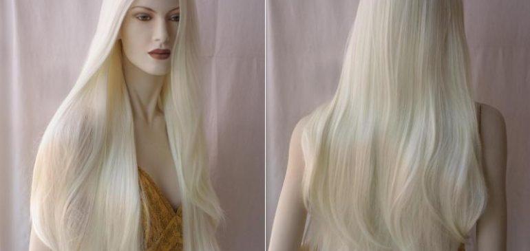 Amazing! White Wig